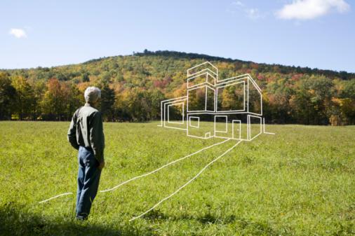 Los mejores cr ditos bancarios para comprar un terreno - Terreno con casa ...